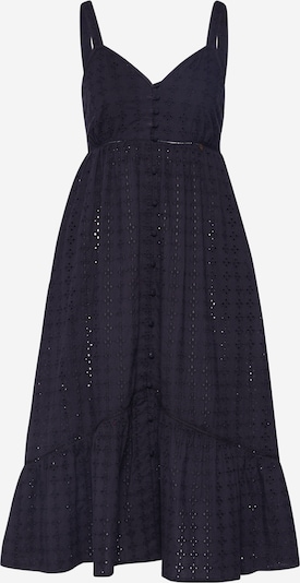 Superdry Kleid 'DAISY MIDI DRESS' in schwarz, Produktansicht