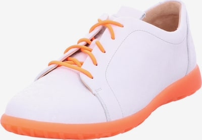 Ganter Lace-Up Shoes in Orange / White, Item view