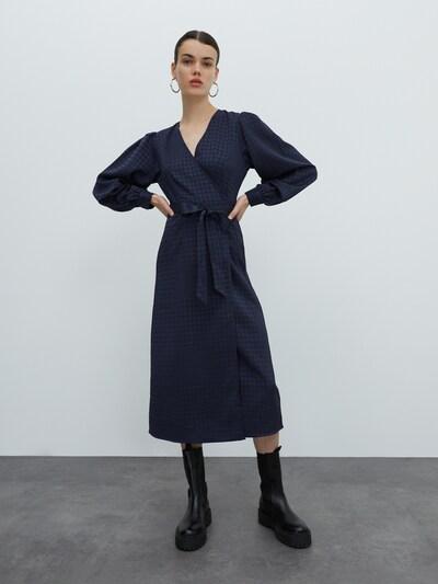 EDITED Kleid 'Maja' in navy, Modelansicht