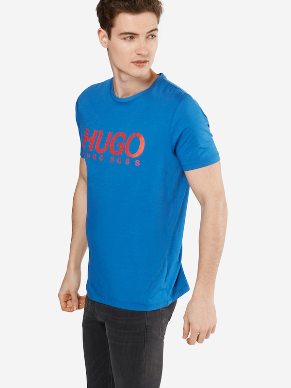 HUGO T-Shirt 'Dolive 10182493 01'