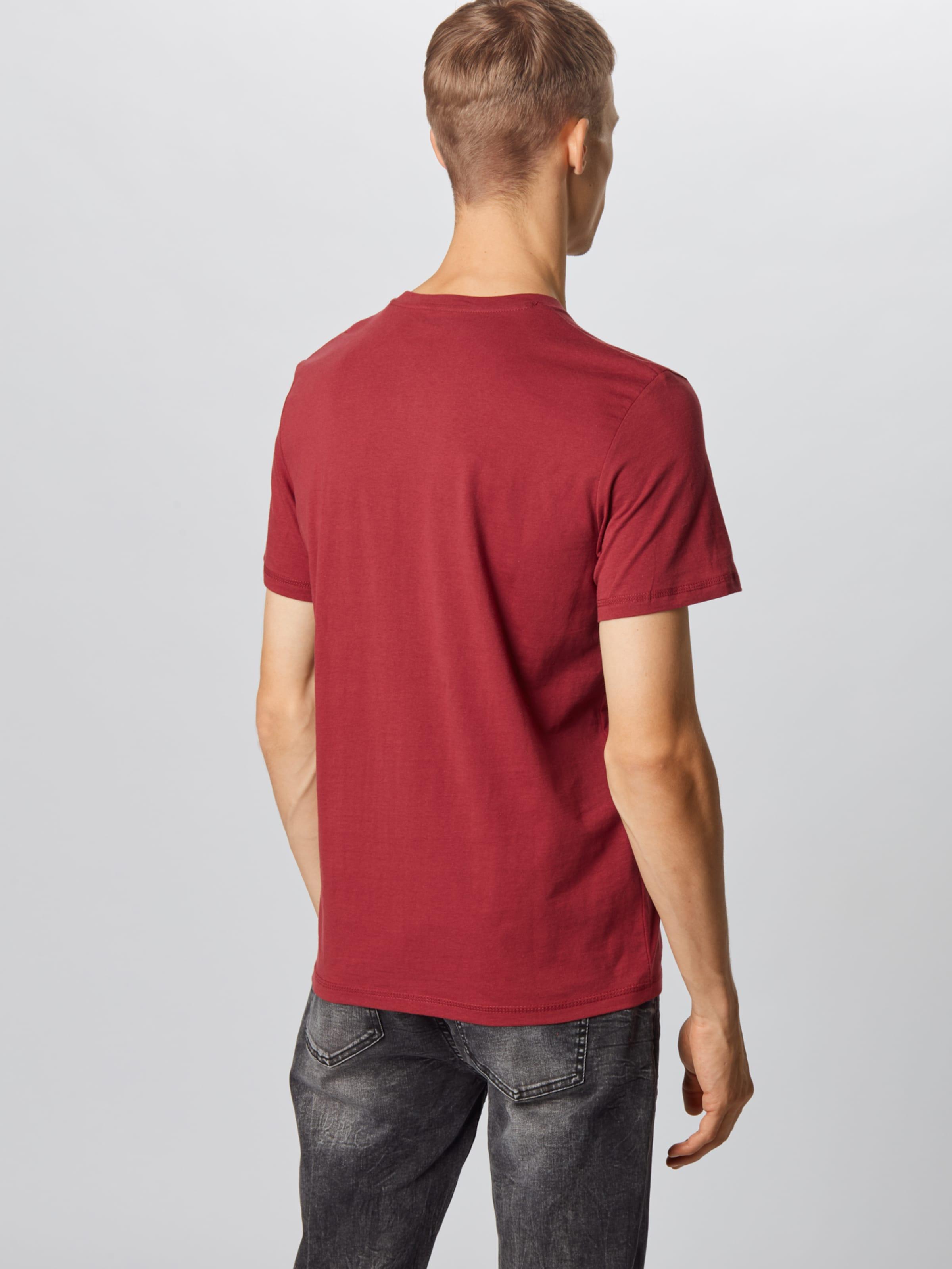 shirt Tailor Tom T En Rouge thsCrdBQx