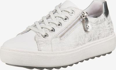 REMONTE Sneakers Low 'D1000-80' in weiß, Produktansicht