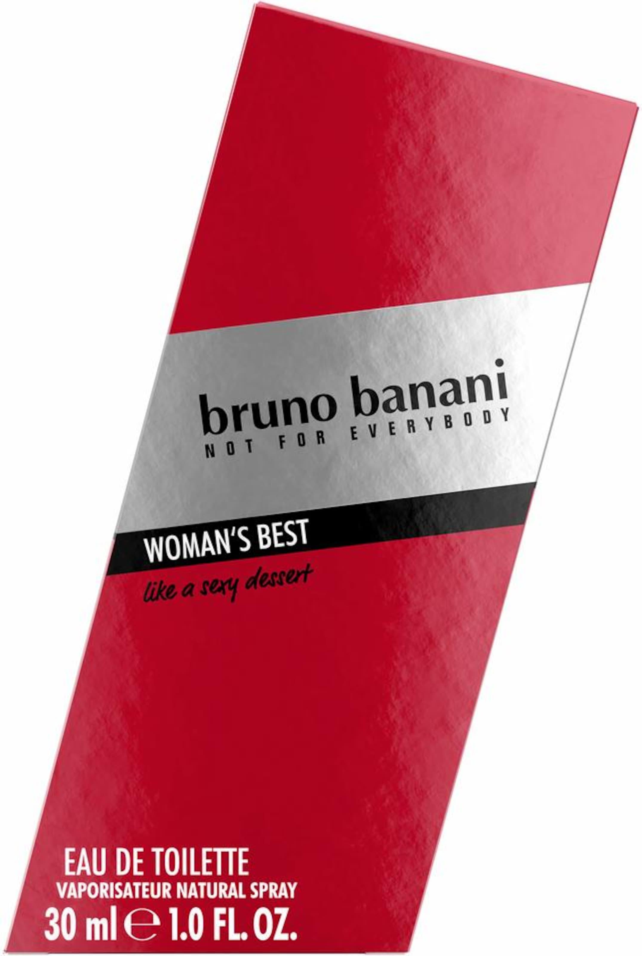 BRUNO BANANI 'Woman's Best', Eau de Toilette