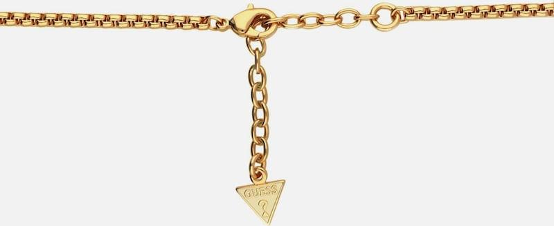 GUESS Halskette The Secret Key UBN21554 mit eleganter Legierung