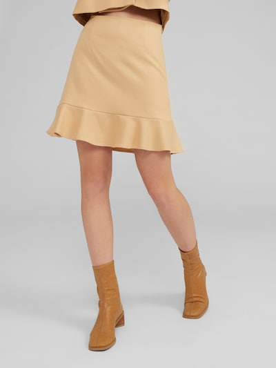 EDITED Rock 'Ebba' in beige, Modelansicht
