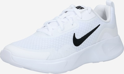 Nike Sportswear Schuhe in schwarz / weiß, Produktansicht