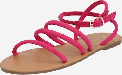 Dorothy Perkins Sandale 'Flicka Tubular Sandal' in pink, Produktansicht
