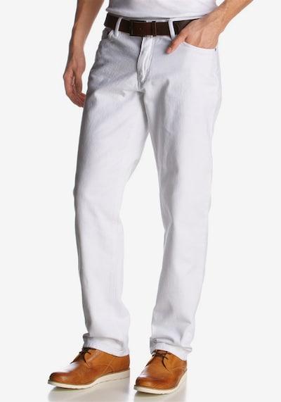 ARIZONA Jeans in weiß, Modelansicht