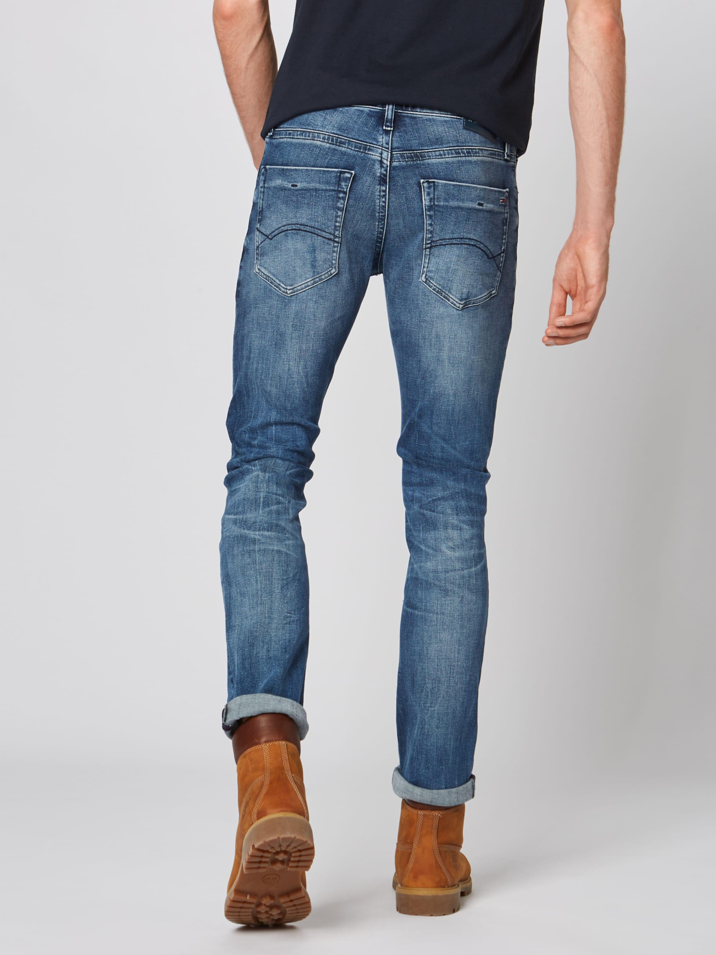 In Tommy 'scanton' Jeans Blue Denim eDHWE2I9Yb