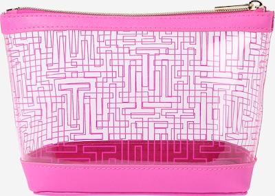 Ted Baker Kosmetiktasche in pink / transparent, Produktansicht