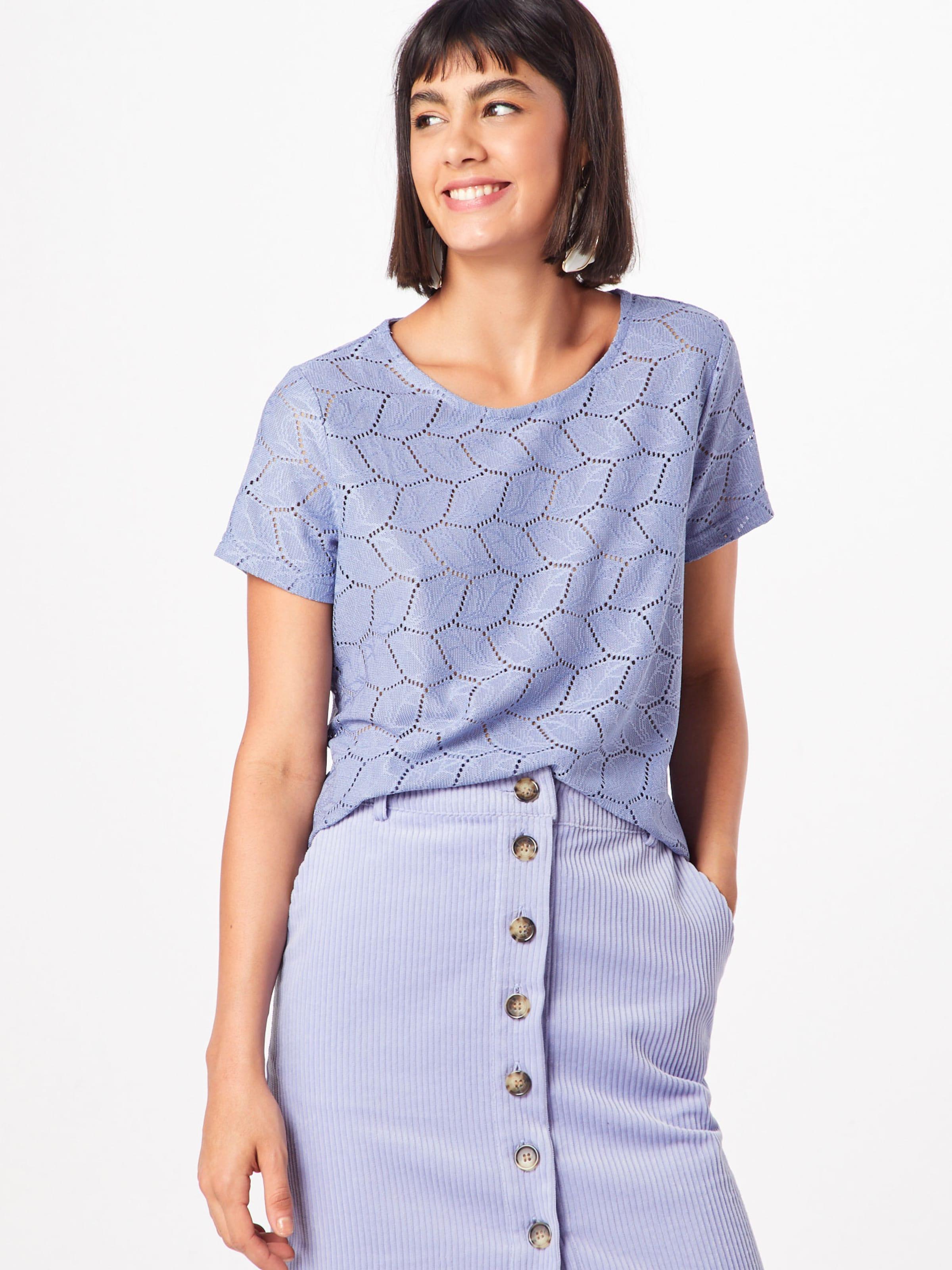 In Shirt Jacqueline Yong Blau De hQrtCdsBx