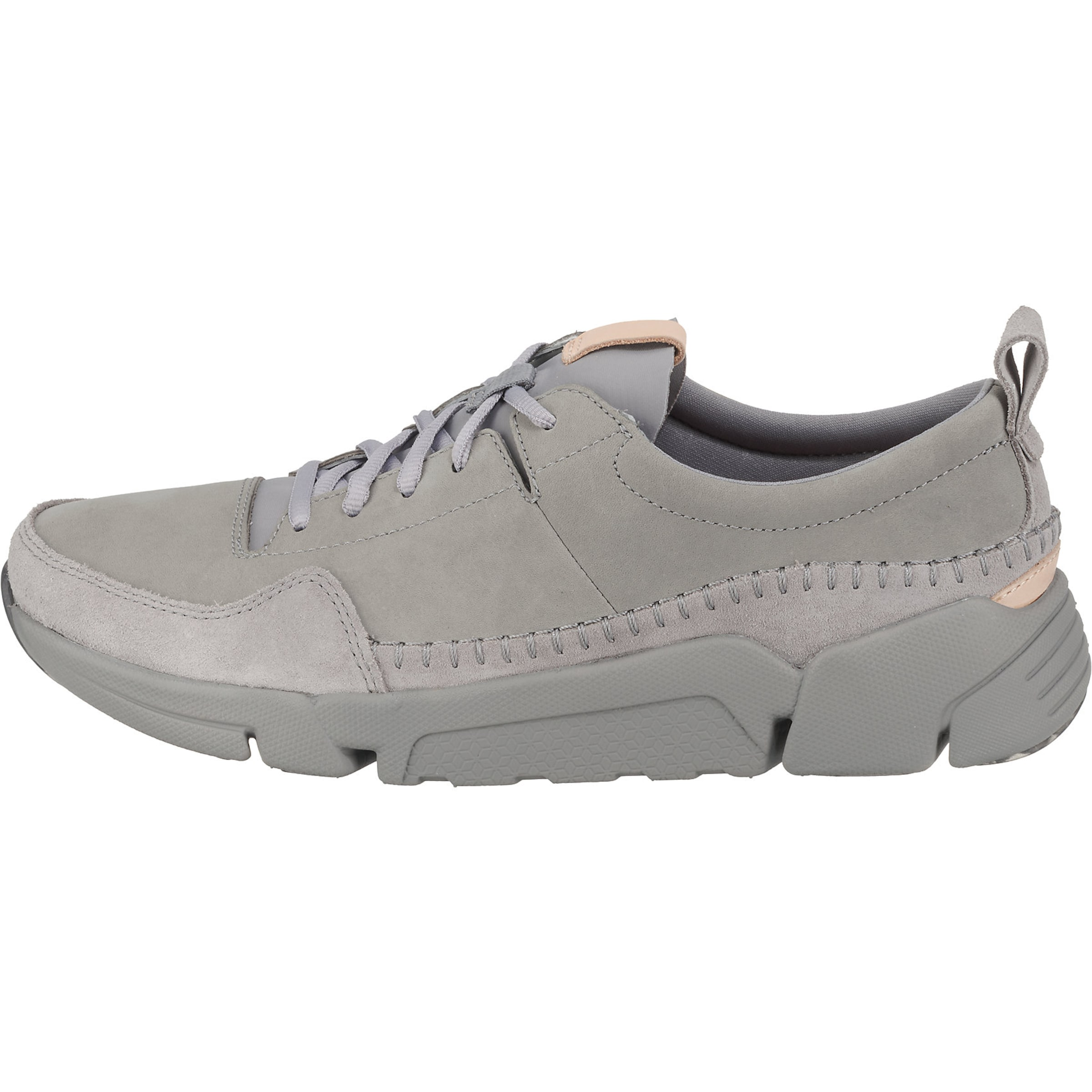 In Schnürschuhe 'triactive Run' Clarks Grau 8OPwkn0
