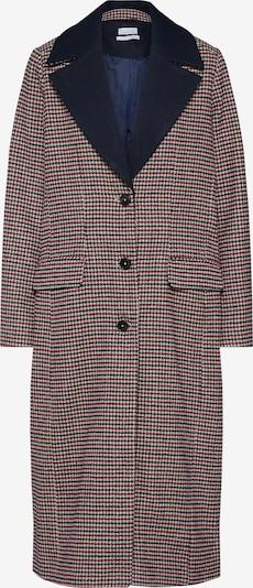 re.draft Płaszcz przejściowy 'Houndstooth Coat' w kolorze szampan / granatowy / czerwonym, Podgląd produktu