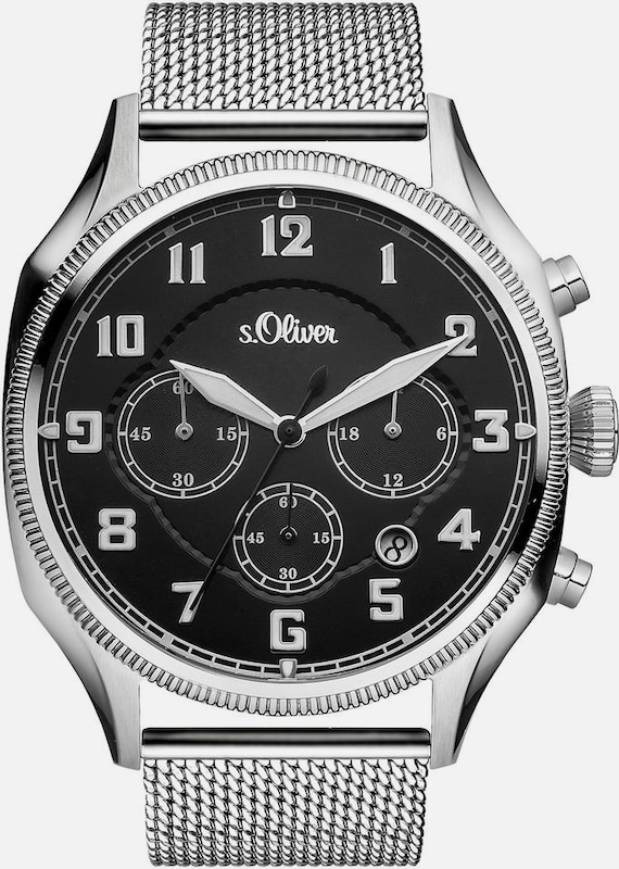 s.Oliver RED LABEL Chronograph 'SO-3343-MC'