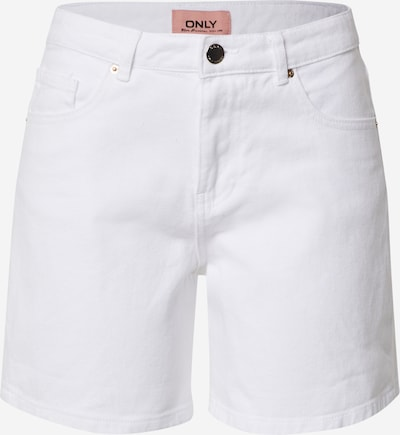 ONLY Shorts 'PHINE' in weiß, Produktansicht