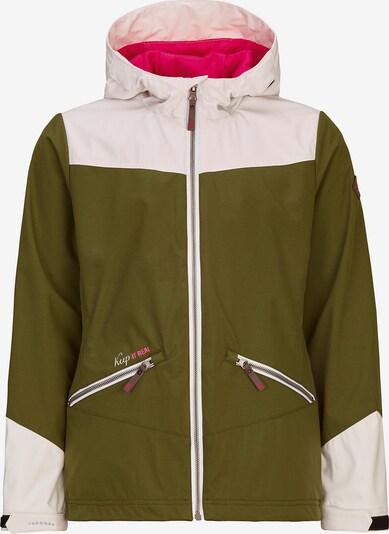 KILLTEC Jacke in grün, Produktansicht