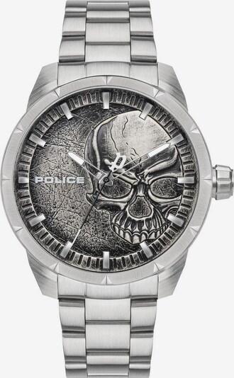 POLICE Quarzuhr 'Neist, PL15715JS.78' in grau / silber, Produktansicht
