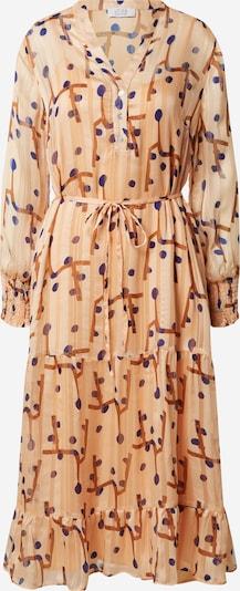 Love & Divine Kleid 'love449' in apricot, Produktansicht