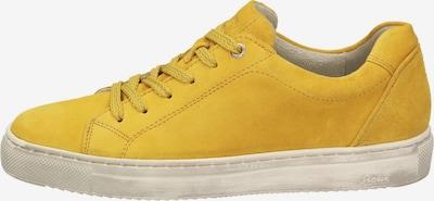 SIOUX Sneaker in gelb, Produktansicht