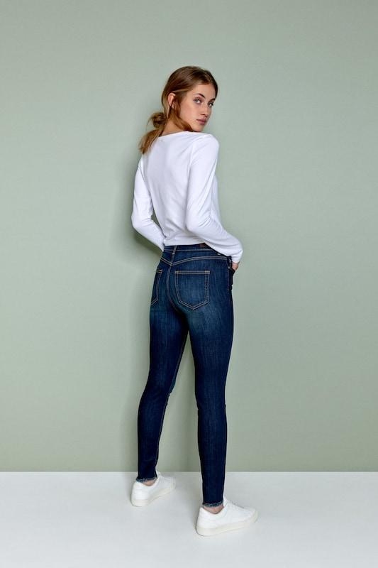 PIECES Kurz geschnittene Jeans