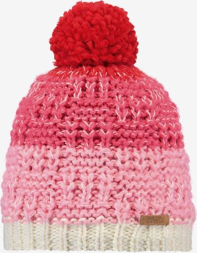 Barts Mütze in pink / rot, Produktansicht
