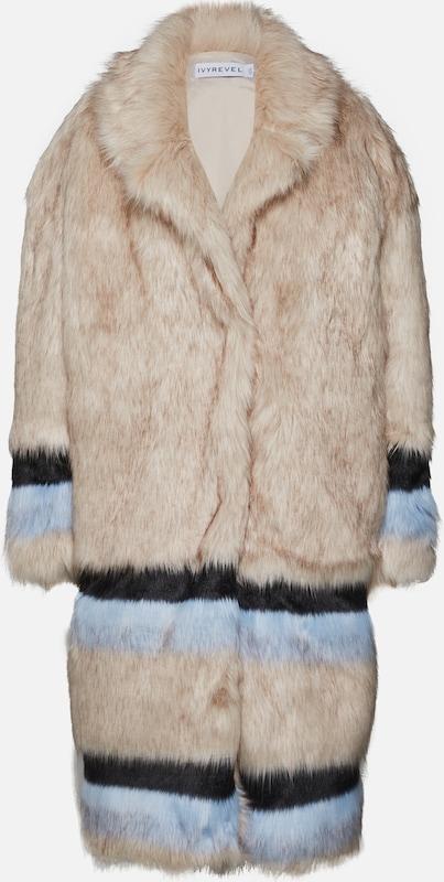 Manteau D'hiver En 'colio' Noir Ivyrevel BeigeBleu dxQshrtC