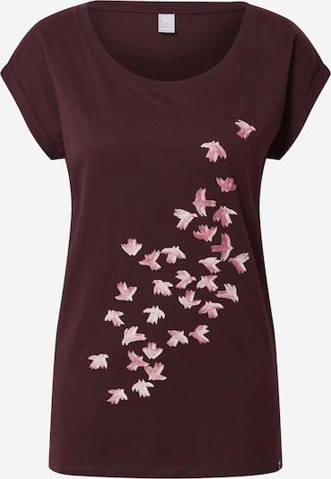 Iriedaily Koszulka 'Swarmy' w kolorze jagodam, Podgląd produktu