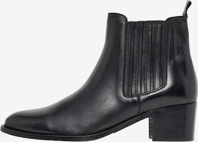 Bianco Chelsea boots in de kleur Zwart, Productweergave