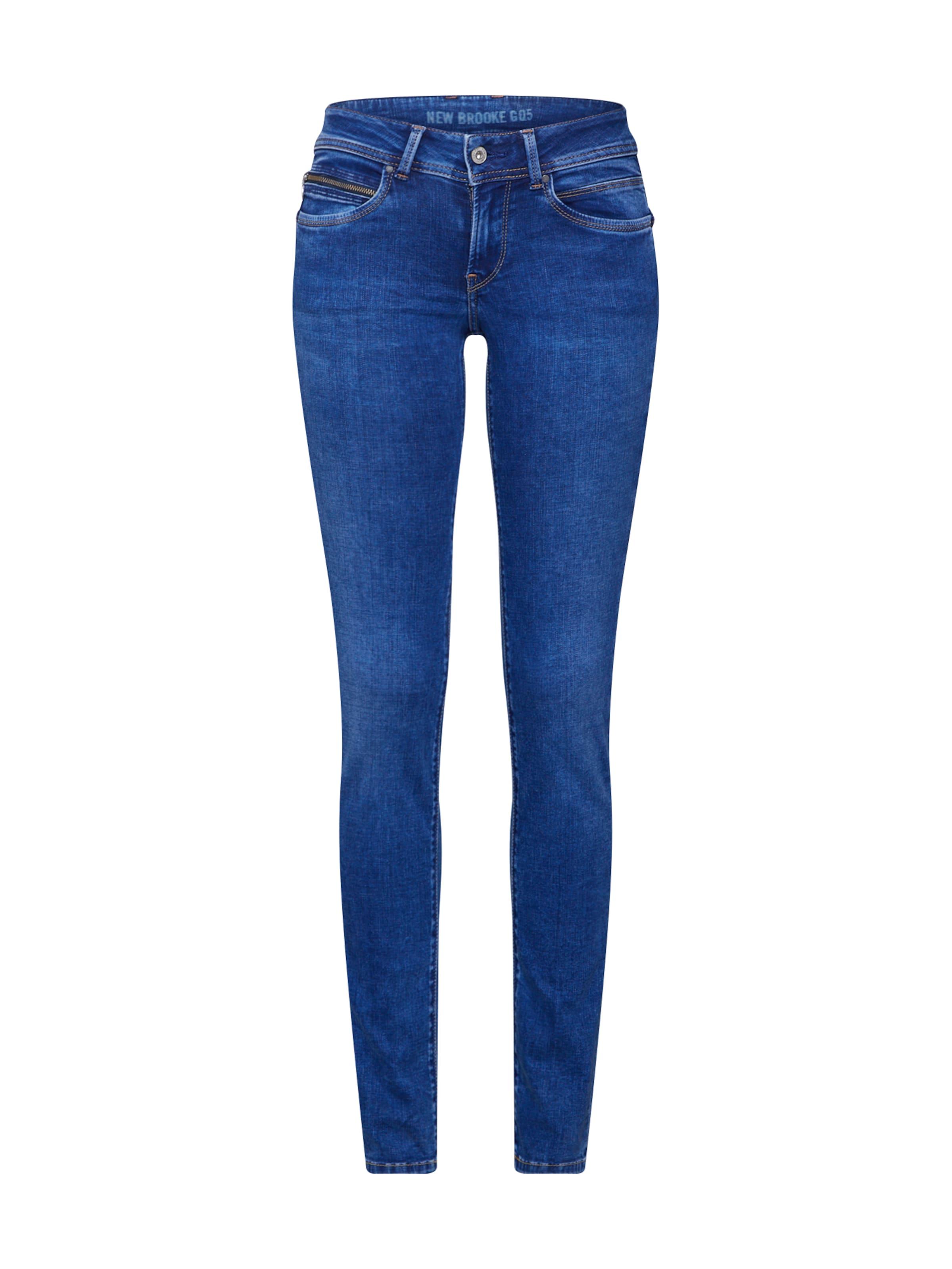 Brooke' 'new Jeans In Pepe Denim Blue 1cKJlF