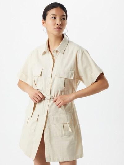 Motel Košeľové šaty 'Denaya' - piesková, Model/-ka