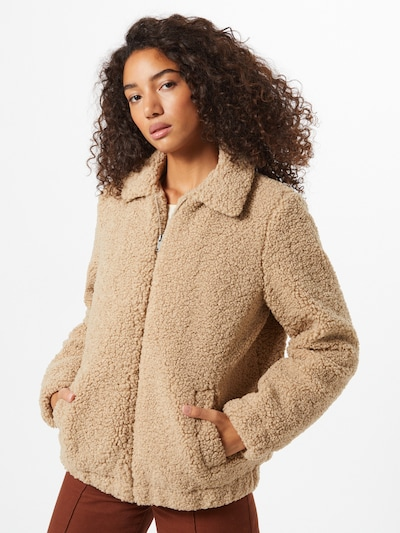Noisy may Jacke 'GABI' in camel, Modelansicht
