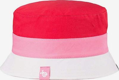 pure pure by BAUER Fischerhut in pink / hellrot / weiß, Produktansicht