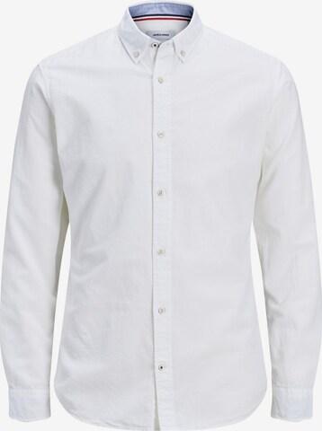 JACK & JONES Triiksärk, värv valge