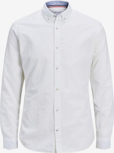 JACK & JONES Košulja u bijela: Prednji pogled