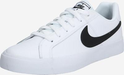 Nike Sportswear Baskets basses 'Court Royale AC' en noir / blanc, Vue avec produit