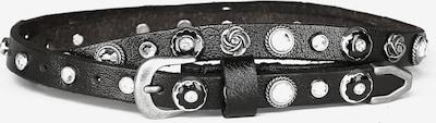 Maze Gürtel 'MG18-03' in schwarz, Produktansicht