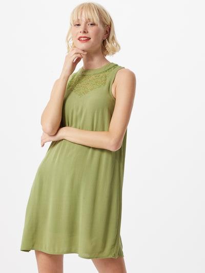 Trendyol Kleid in pastellgrün: Frontalansicht
