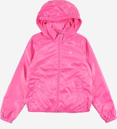 Calvin Klein Jeans Jacke 'PACKABLE HERO LOGO JACKET' in pink, Produktansicht