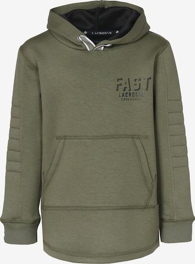 LACROSSE Canadienne Sweatshirt in grün, Produktansicht