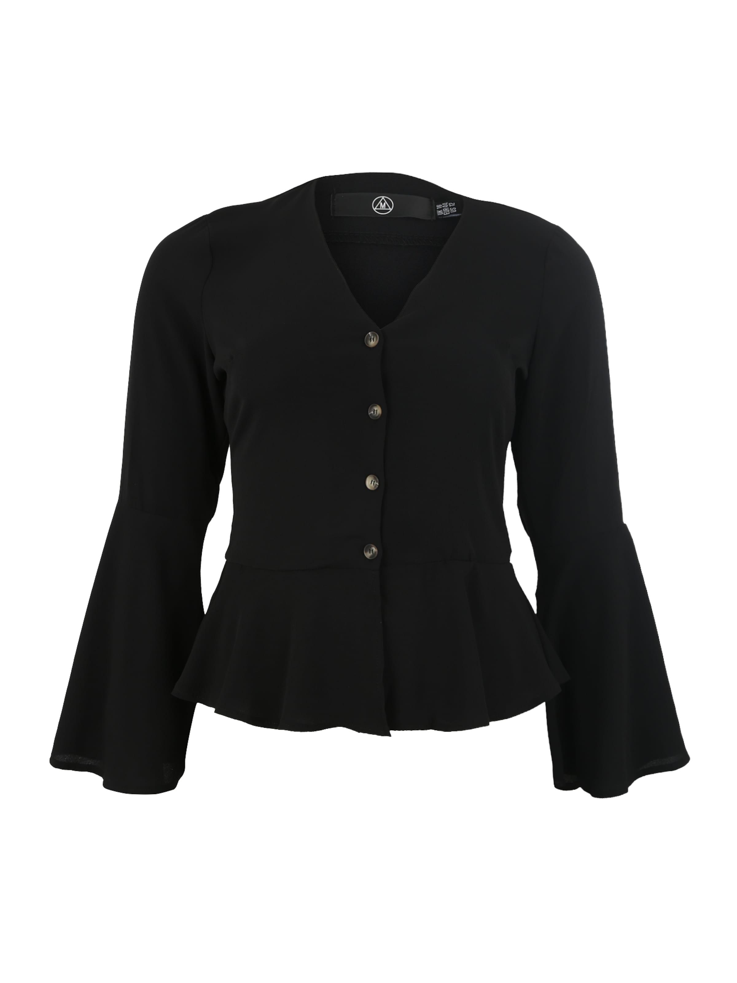 Plus T shirt Missguided En Noir Fc1JTlK