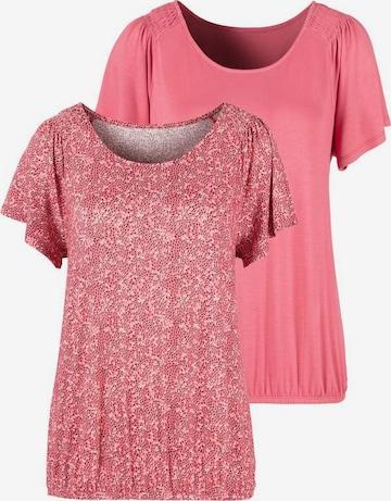 VIVANCE Shirt in Pink