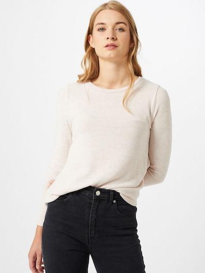 ONLY Pullover 'MAYEA' in pastellpink / schwarz, Modelansicht