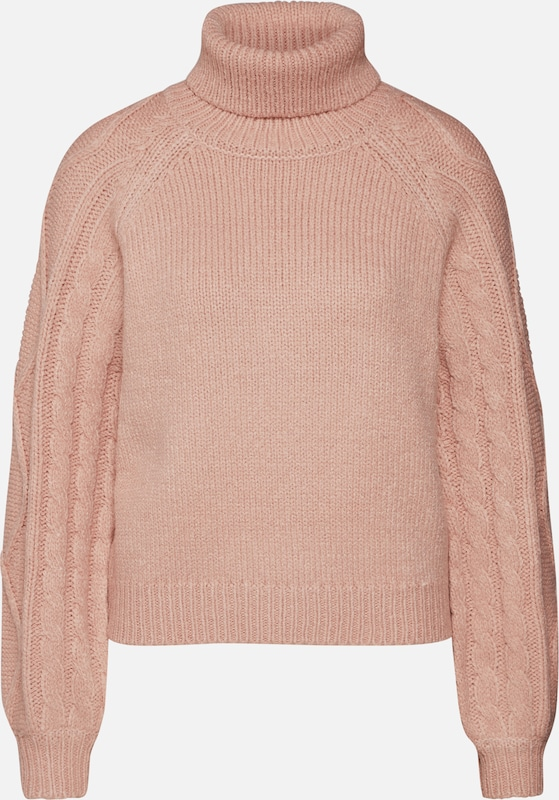 NA-KD Pullover in rosa, Produktansicht
