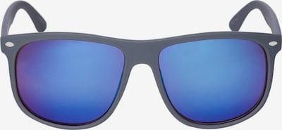 JACK & JONES Zonnebril in de kleur Antraciet: Vooraanzicht