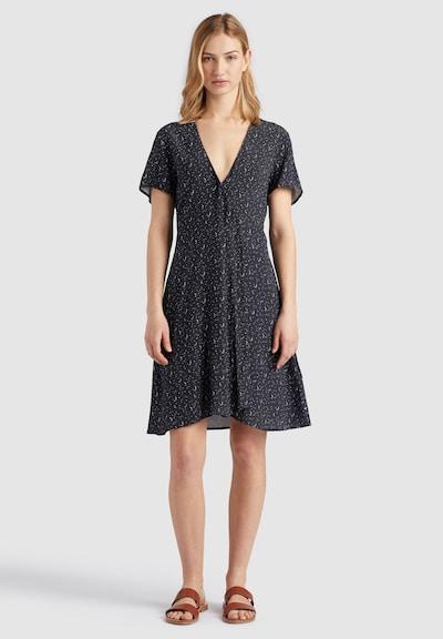 khujo Kleid 'Paca' in schwarz, Modelansicht