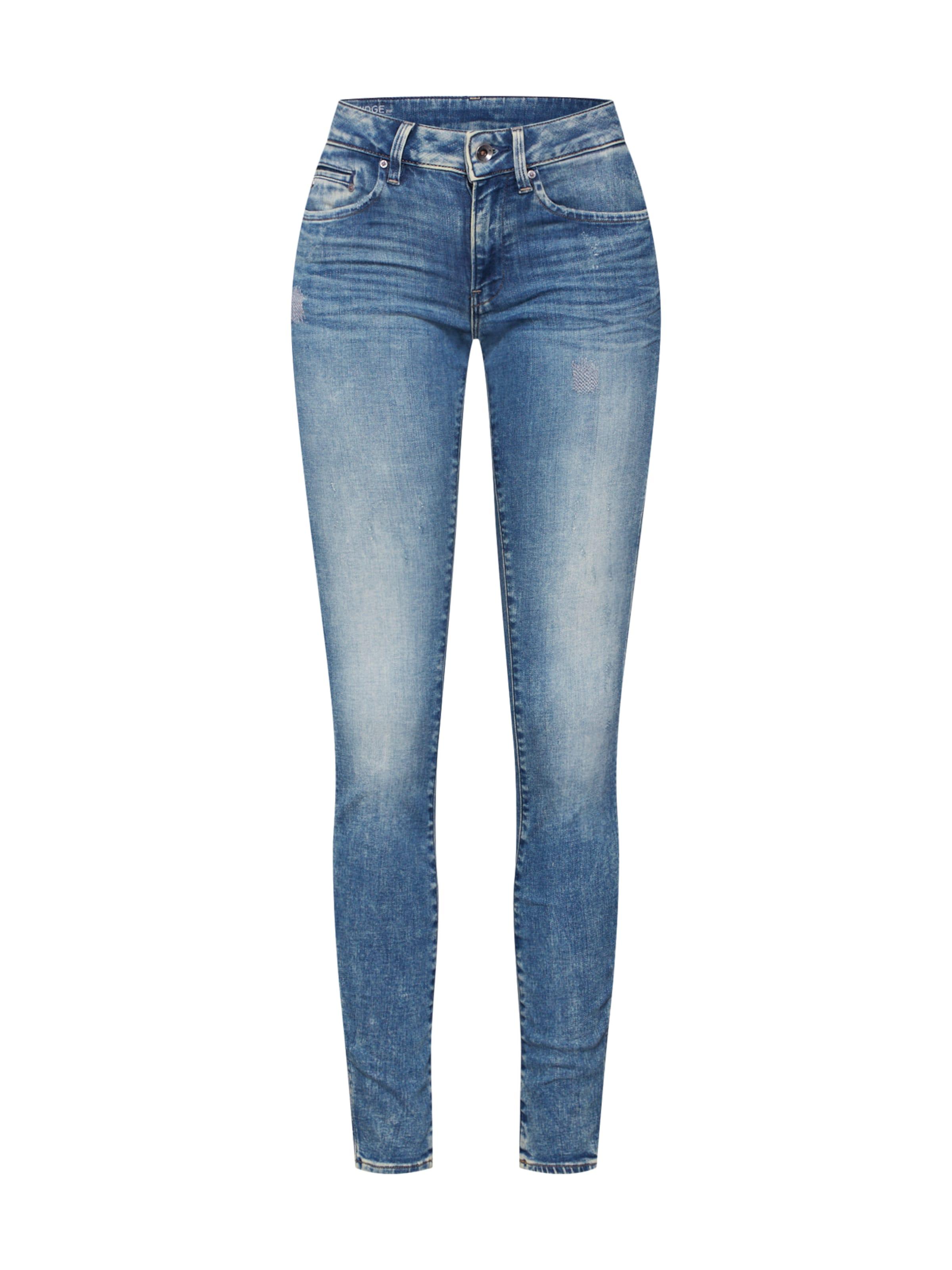 Jeans 'midge G Raw In Zip' star Blue Denim MjSqUzVpGL