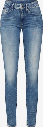 G-Star RAW Jeans 'Midge Zip' in blue denim, Produktansicht