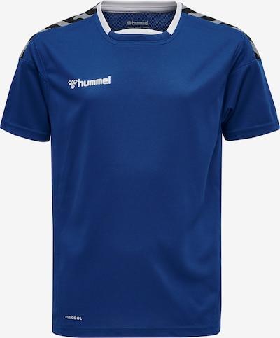 Hummel Trikot in blau, Produktansicht