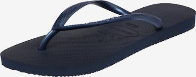 HAVAIANAS Japanke 'Slim' u mornarsko plava, Pregled proizvoda