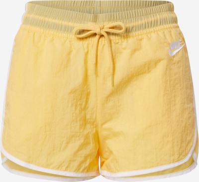 Nike Sportswear Shorts 'W NSW HRTG SHORT WVN' in gelb, Produktansicht